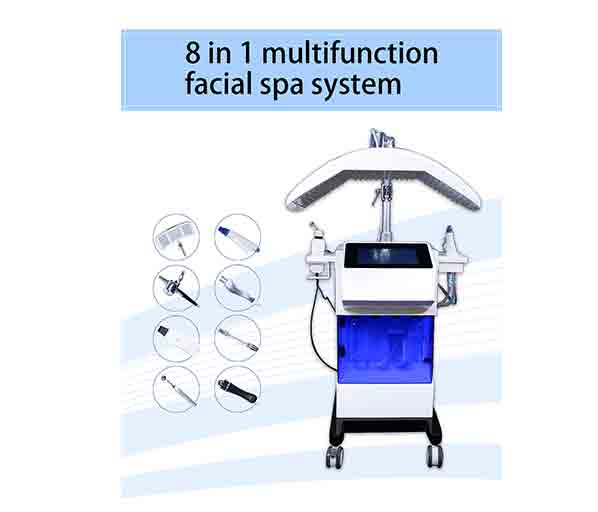 Hdrodermabrasion  8 in 1